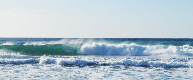 surf in greece