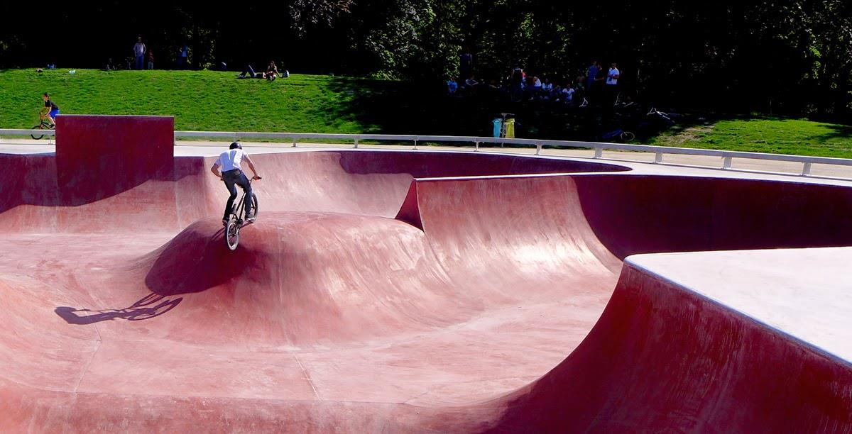 skatepark paris