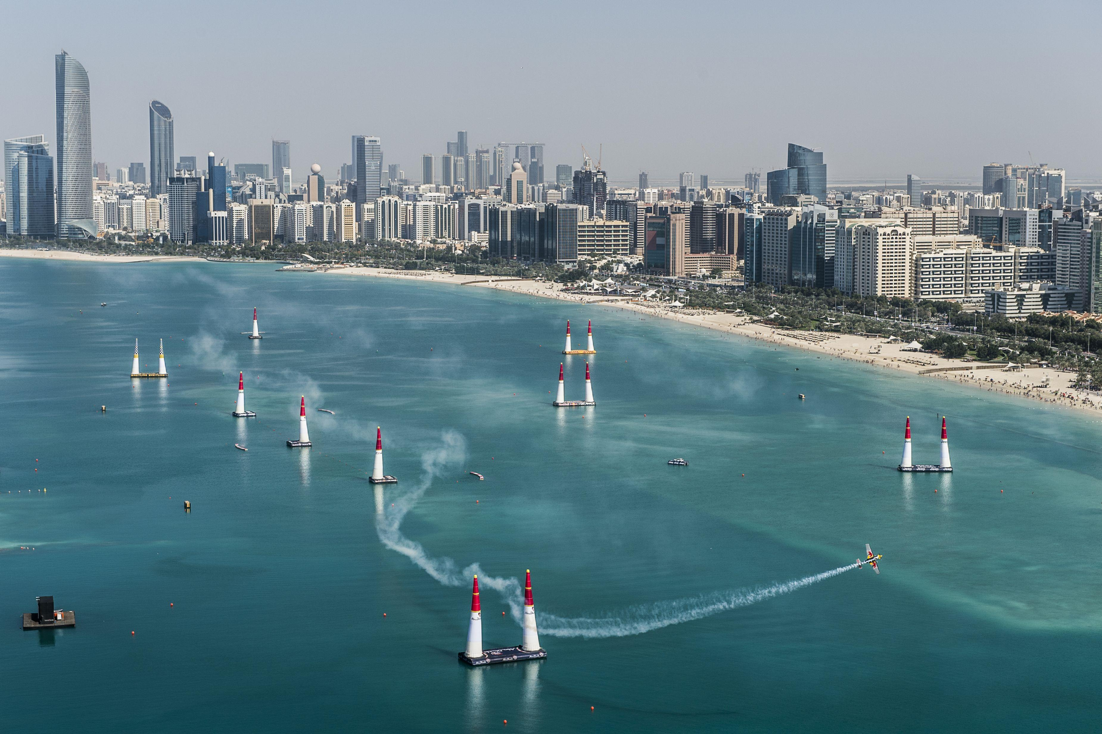 abu dhabi red bull air race