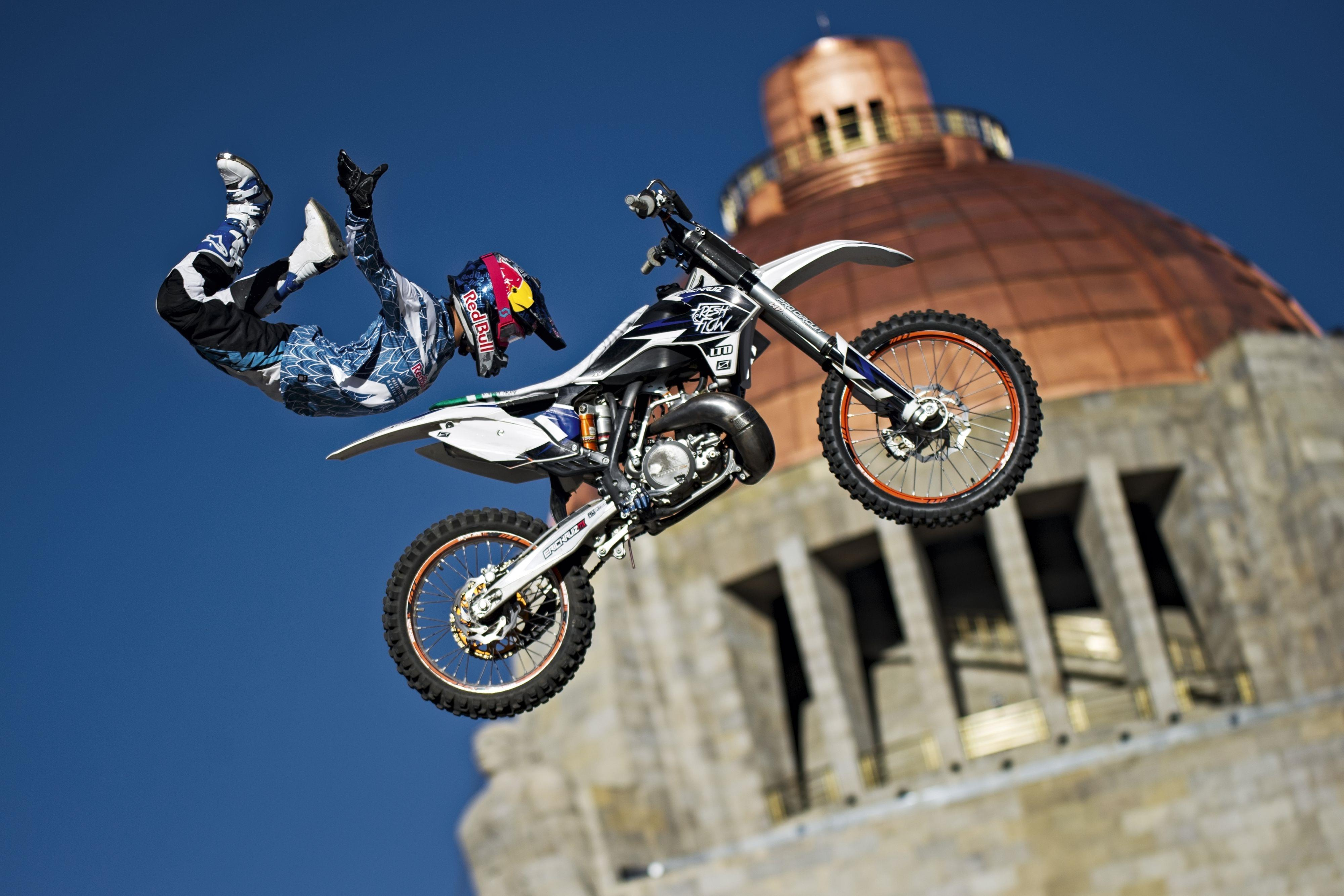 Red Bull X-Fighters Freestyle Motocross