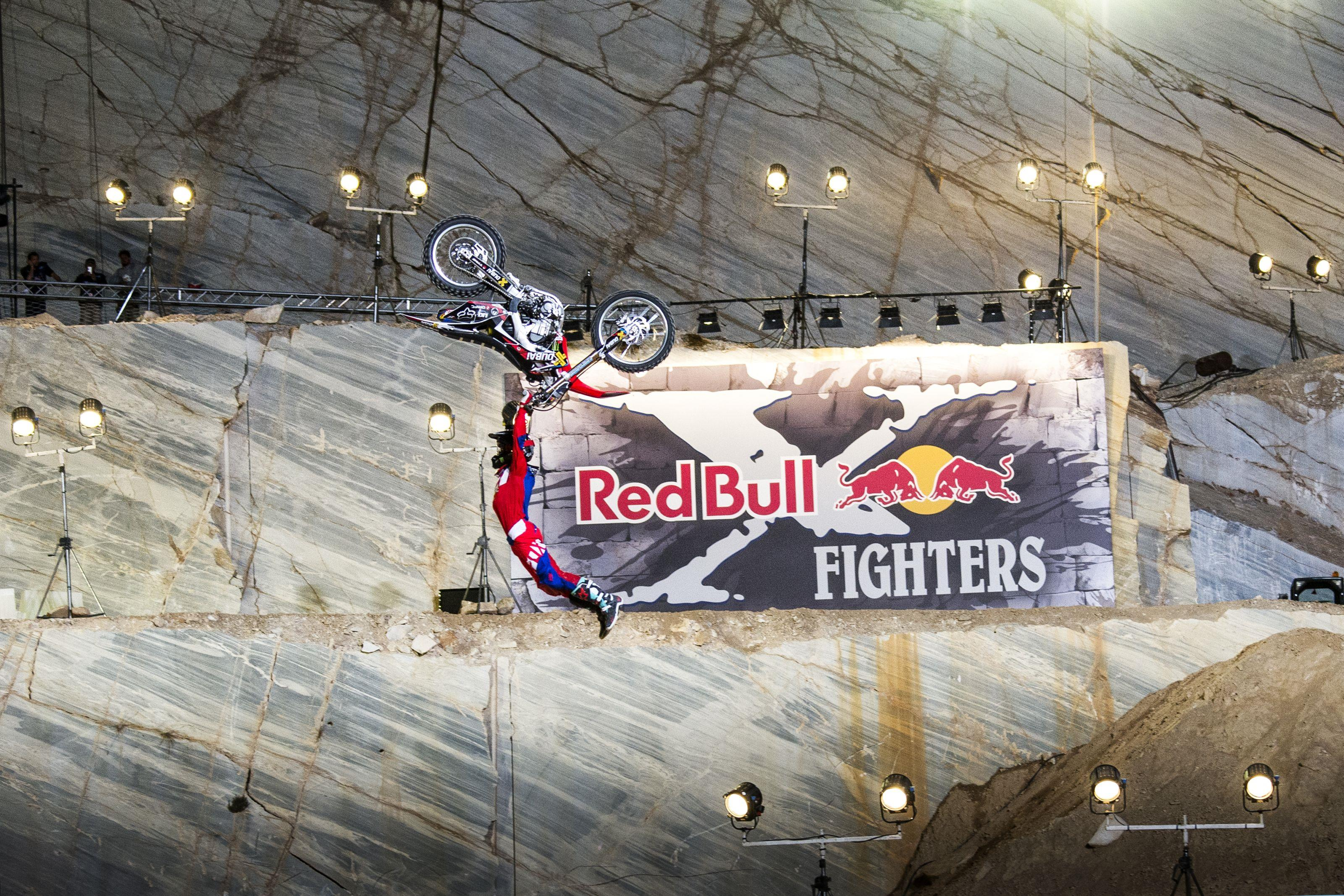 Red Bull X-Fighters Freestyle Motocross Παγκόσμιο Πρωτάθλημα 2015