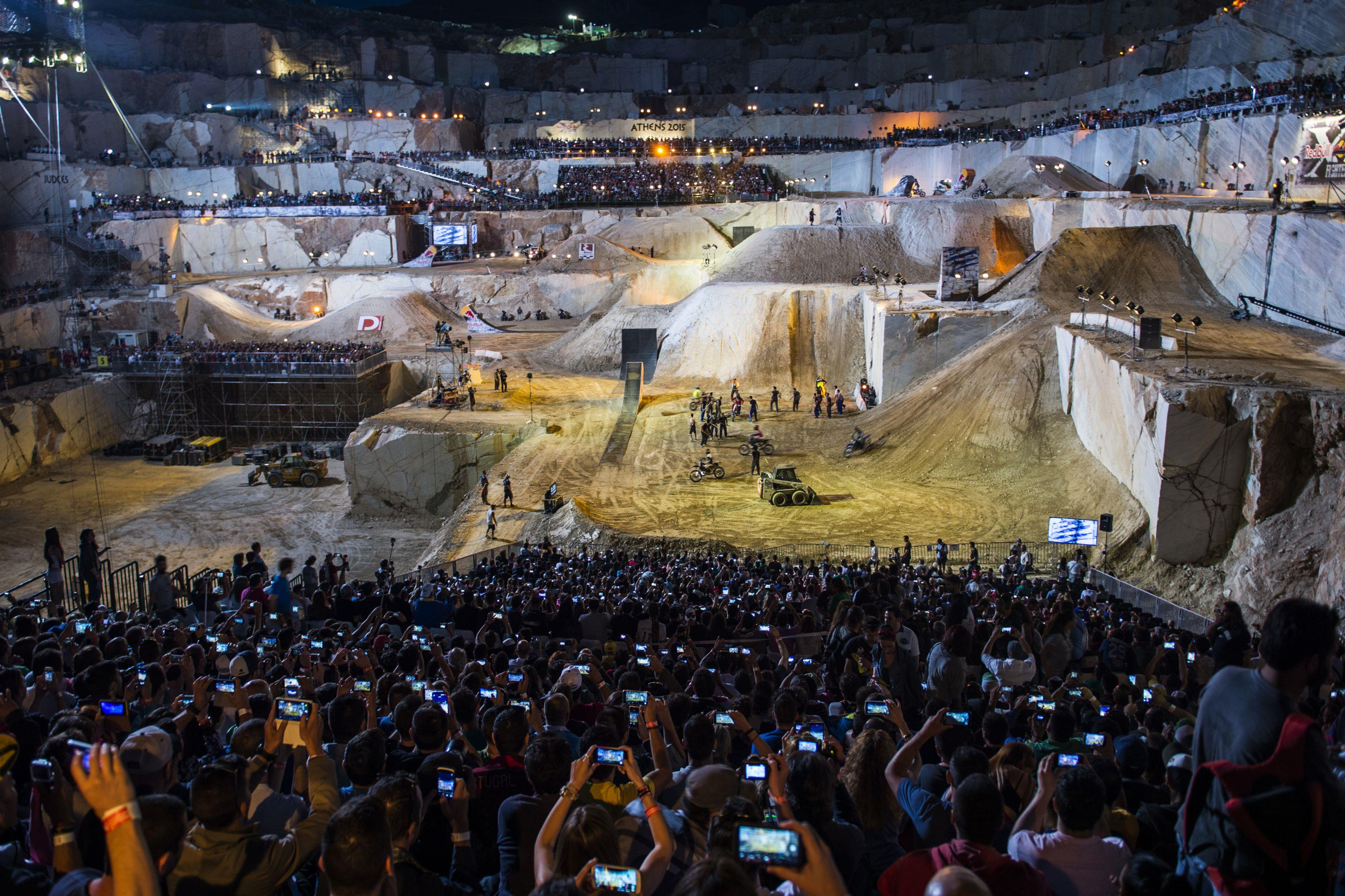 Red Bull X-FightersWorld Tour Freestyle Motocross Ελλάδα